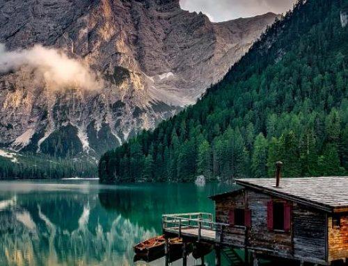 Annalena Rey: Fotoreise zum Pragser Wildsee – 'Lago di Braies'